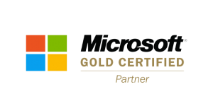 Certification Microsoft Gold